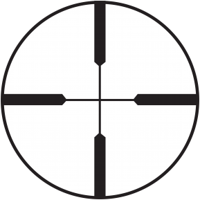 Heavy Plex Reticle | Burris Optics